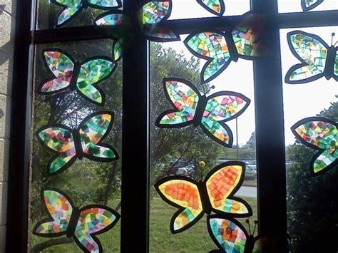 Fensterbilder Weihnachten Basteln Kinder by Fensterbilder Basteln 64 Diy Ideen F 252 R Stimmungsvolle