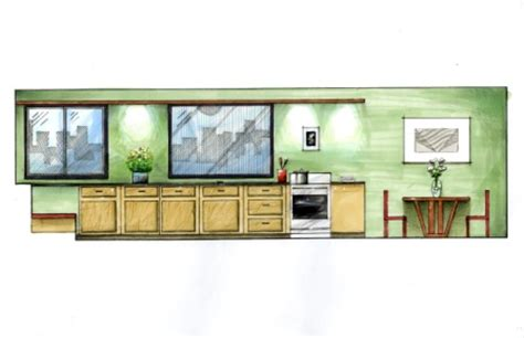 interior rendering heidi minn