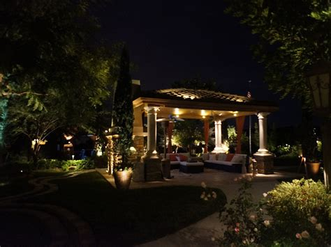 Landscape Lighting Repairs Services Landscape Design Install Maintenance Creative