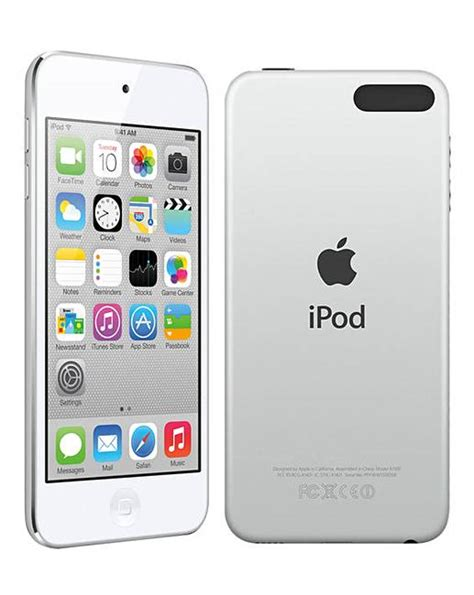 Apple Ipod Touch 6 64gb Silver apple ipod touch 64gb silver 6th j d williams