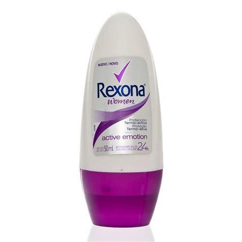 Rexona Roll On 50 Ml desodorante rexona roll on active emotion 50 ml