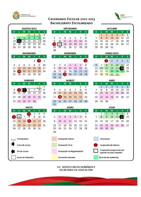 Calendario De Comparecencias 2013 Veracruz Calendario Escolar 2012 2013 Tebaev Quot Limones Quot