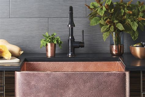 designer faucets kitchen 2018 these are the top kitchen sink trends that will dominate 2018