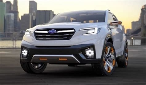 2019 Subaru Electric by Us Could See All Electric Subaru Outback Forester
