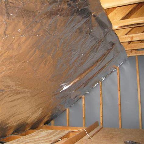 reflective paint vs foil attic foil radiant barrier radiant barrier ultima foil insulation u 1000 b