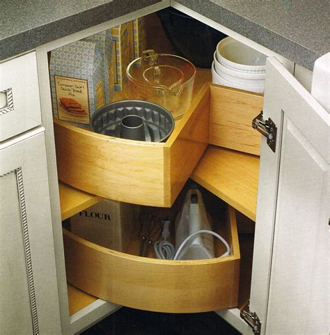 kitchen cabinet corner solutions corner kitchen cabinet squeeze more spaces home design