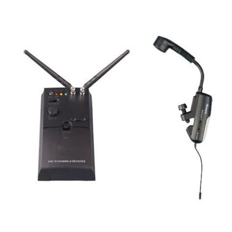 Mic Wireless Klip On wireless microphone for saxophone clip on