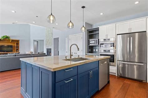modern kitchen and great room remodel morris county nj living room remodel home design plan