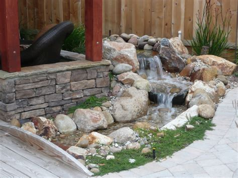 small backyard water features the 2 minute gardener photo small water feature with