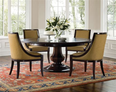 round dining room table sets arlington round pedestal dining set traditional dining