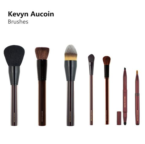 Kevyn Aucoin Contour Brush kevyn aucoin powder foundation blush shadow contour