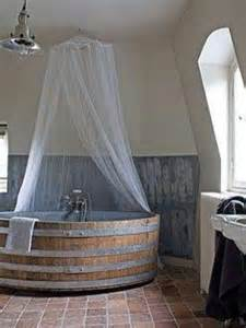 wine barrel tub real estate