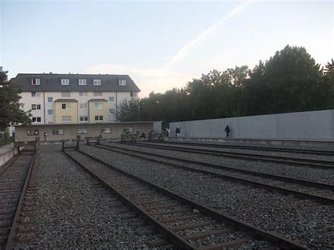 innerer nordbahnhof stuttgart 70 jahrestag der deportation vom stuttgarter nordbahnhof