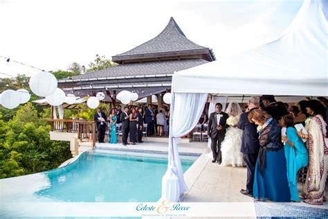 Praveen & Edward Ohana Villa tobago Wedding 25
