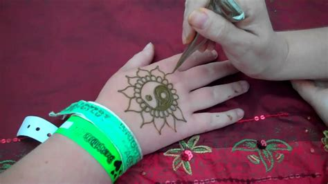 hennacat com quickie sff12 workshop henna yinyang