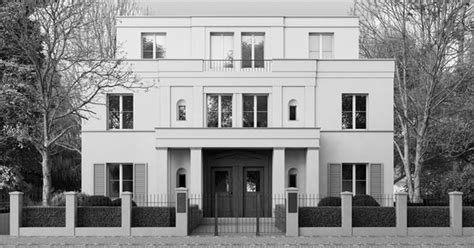 german architects house by the german architects kahlfeldt classical