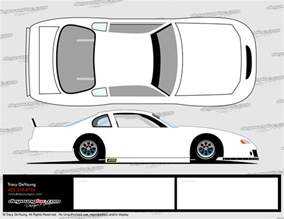 blank race car templates race car graphics template images