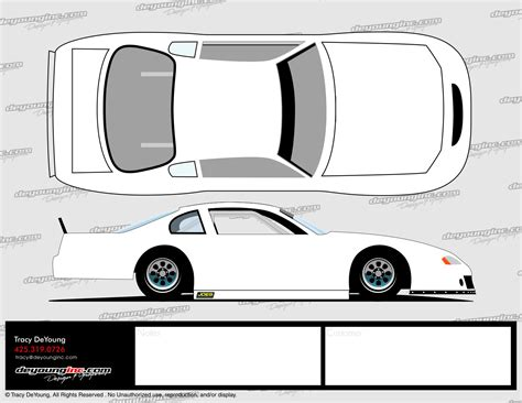 race car graphic design templates deyounginc motorsports packages
