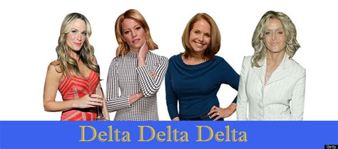 katie couric sorority famous fraternity brothers and sorority sisters that will
