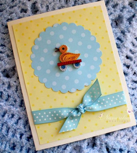Welcome Handmade Cards - baby shower card baby boy welcome card handmade greeting