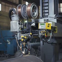 improving productivity with submerged arc welding the
