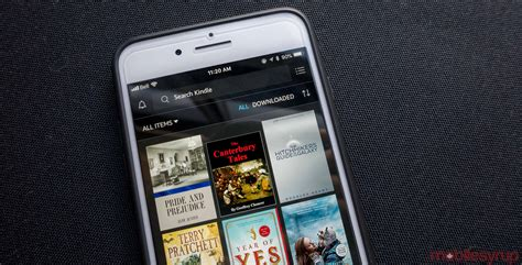 amazon kindle app amazon s kindle app gets design overhaul new goodreads