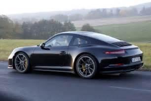 Manual Porsche 911 Porscheboost Limited 2016 Porsche 911 R Manual
