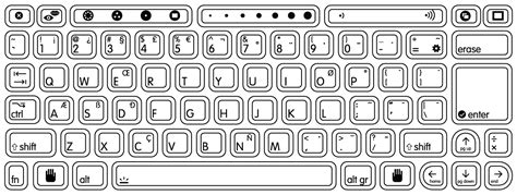 coloring pages keyboard computer free coloring pages of computer keyboard
