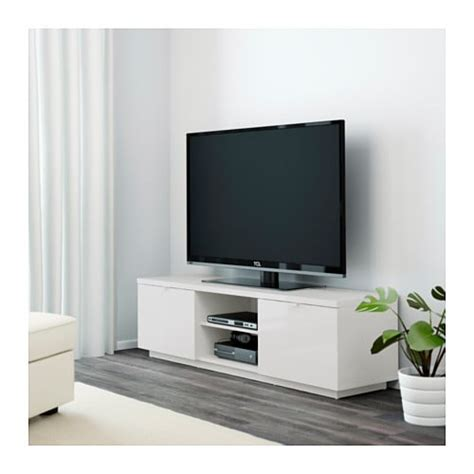 Rehausseur Tv Ikea by By 197 S Tv Bench High Gloss White 160x42x45 Cm Ikea