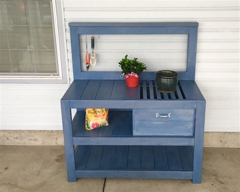 diy potting bench plans diy potting bench plans rogue engineer