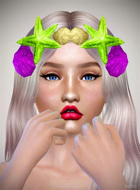 jenni sims accessory bow headband sims 4 downloads tiaras headband at jenni sims 187 sims 4 updates