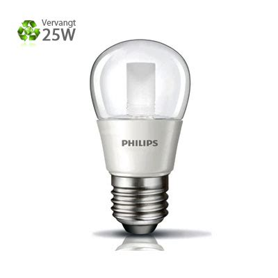Fitting Lu Philips Philips Led Kogel E27 Normale Fitting