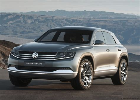 volkswagen coupe volkswagen cross coupe concept suv unveiled photos 1 of 12