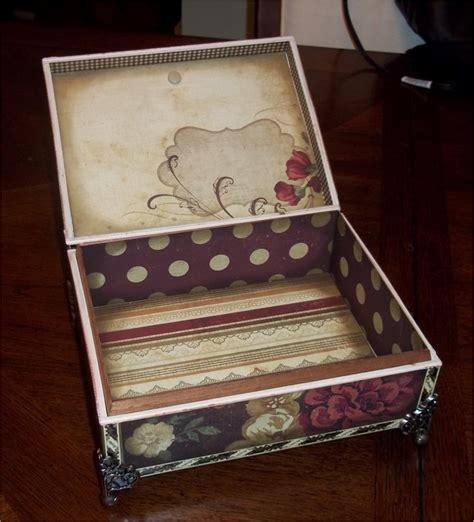 cigar box craft projects 1000 images about boxes on beautiful