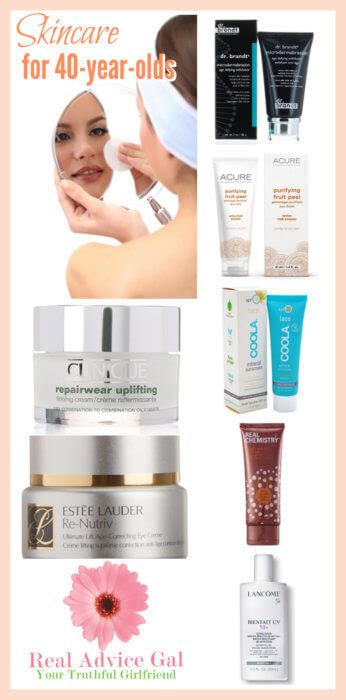best skin care products for women in 40s best skin care products for 40s madame deals