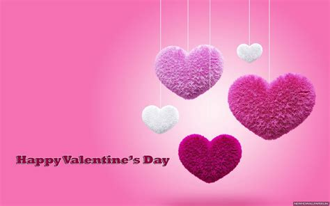 valentines pink 3d pink hearts valentines background new hd wallpapers