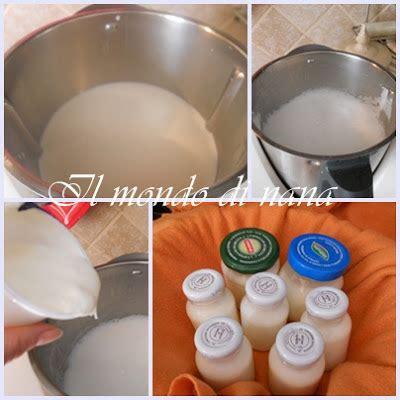 yogurt fatto in casa bimby il mondo di nana yogurt fatto in casa bimby