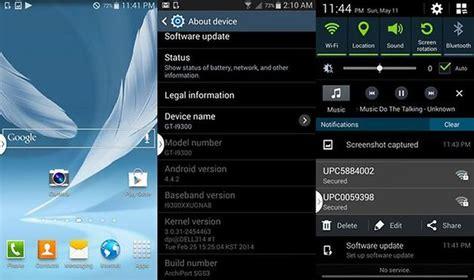 Samsung S3 Kitkat samsung galaxy s3 installer android 4 4 2 kitkat presque officiel androidpit