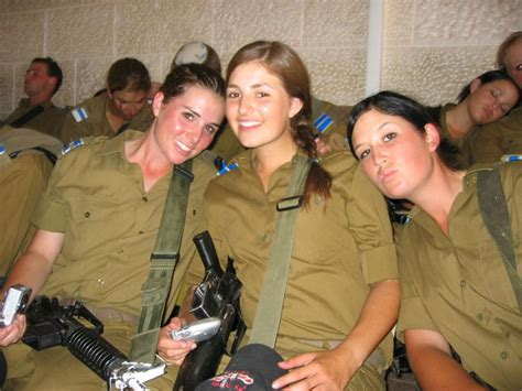 Sexy Female Soldiers From Various Countries