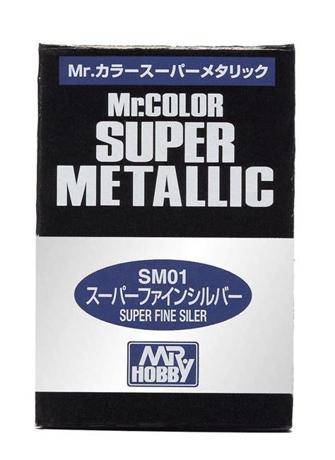Diskon Mr Weathering Color 01 mr hobby mr color metallic 18ml rc model metal paint
