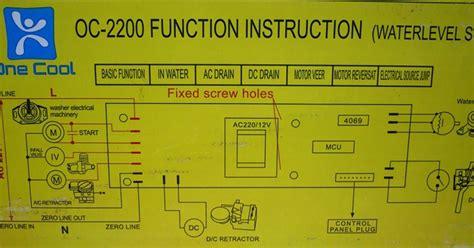 memasang modul mesin cuci universal service kulkas