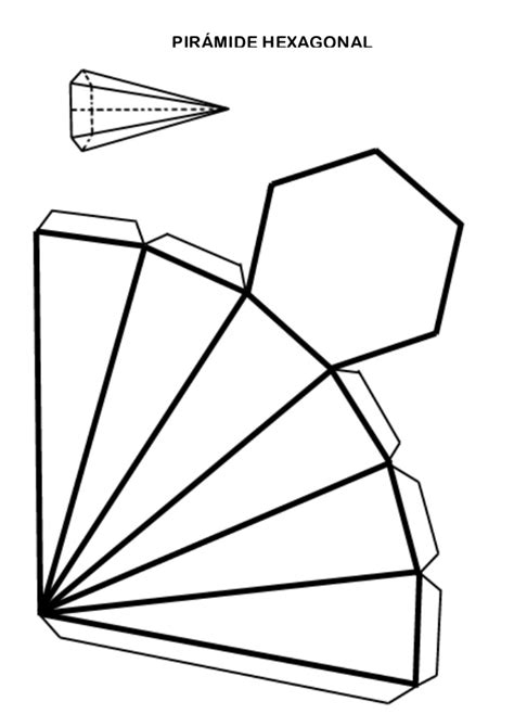 figuras geometricas moldes para armar plantillas cuerpos geom 233 tricos