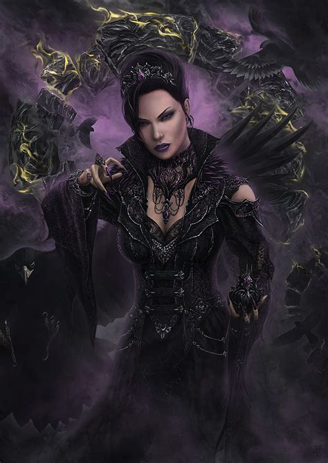 the dark queen by fairytas on deviantart dark queen by ianessom on deviantart