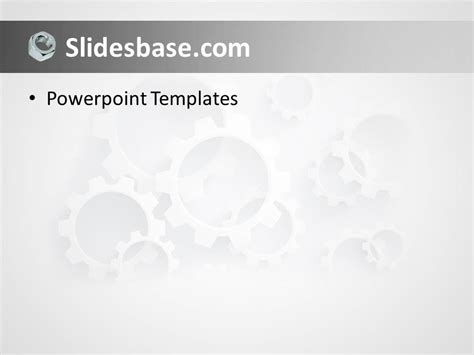 engineering powerpoint templates free mechanical engineering powerpoint template slidesbase