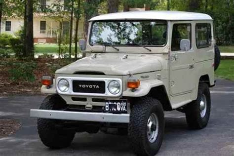 1980 Toyota Land Cruiser For Sale Buy Used Toyota Landcruiser Fj40 1980 In Midlothian