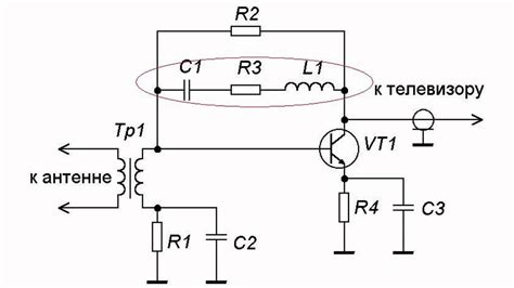 antenna lifier principle of operation