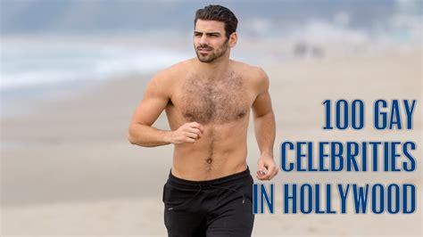gay celeb news top 100 gay bi fluid male celebrities in hollywood in 2017