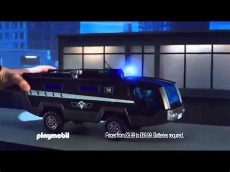 playmobil city action policja youtube