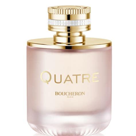 quatre en eau de parfum vaporisateur quatre parfums femme boucheron