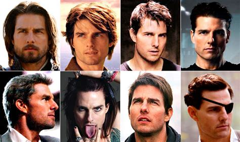 how to get tom cruises hair from oblivion a link between cruise s hair and his movies out magazine
